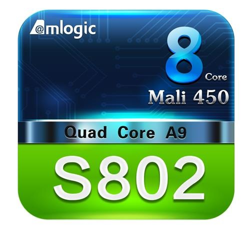 AMLogic S802, S805 and S812 get Android 5 0 SDK
