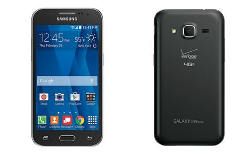 Samsung Galaxy Core verizon