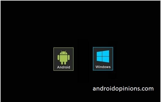 Update BIOS of Insyde, Cube, Wave, Vido, Pipo dual booting Android tablets