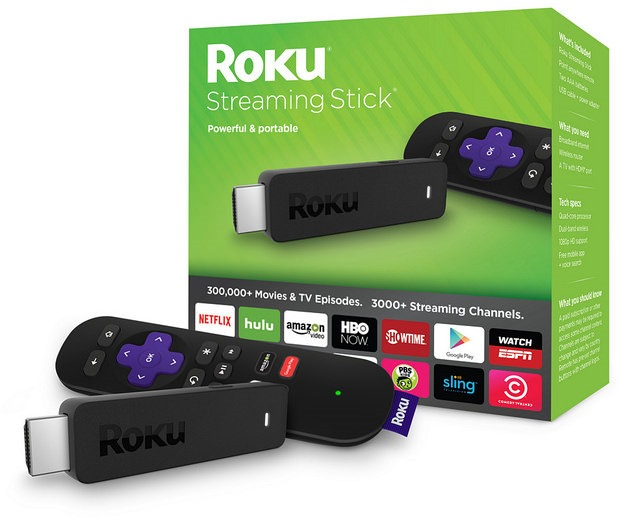 Roku Streaming Stick review 2016