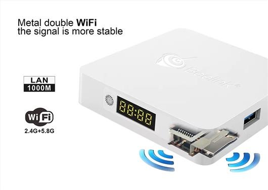 Download Beelink A1 Firmware: Beelink A1 with SoC RK3228 and 4GB of
